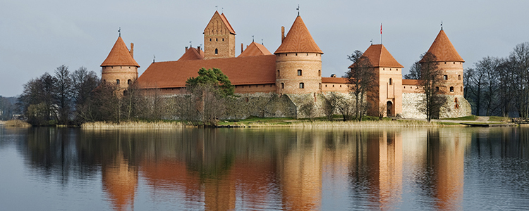 de_0038_lithuania - Trakai castle