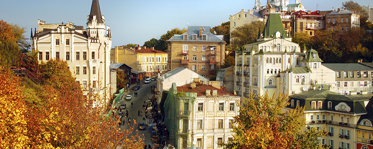 de_0100_ukraine - Kiev in Autumn